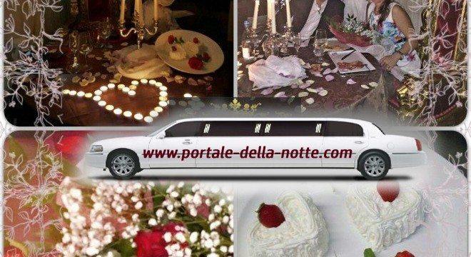 Cena romantica Regalo esclusivo + tour il limousine Milano Como Varese Novara Lodi Sondrio Monza San Vittore Olona informazioni tel.339.7468551 Servizi Emozionali Eventi Romantici